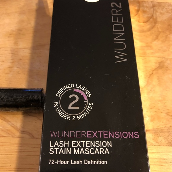 cab0f829037 wunder 2 Makeup   Wunder Extensions Lash Extension Stain   Poshmark